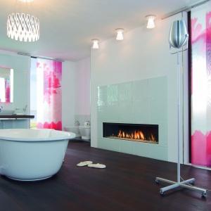 Nowocześnie lecz przytulnie - łazienka z wanną Luxxo Duo firmy Kaldewei. Fot. Kaldewei.