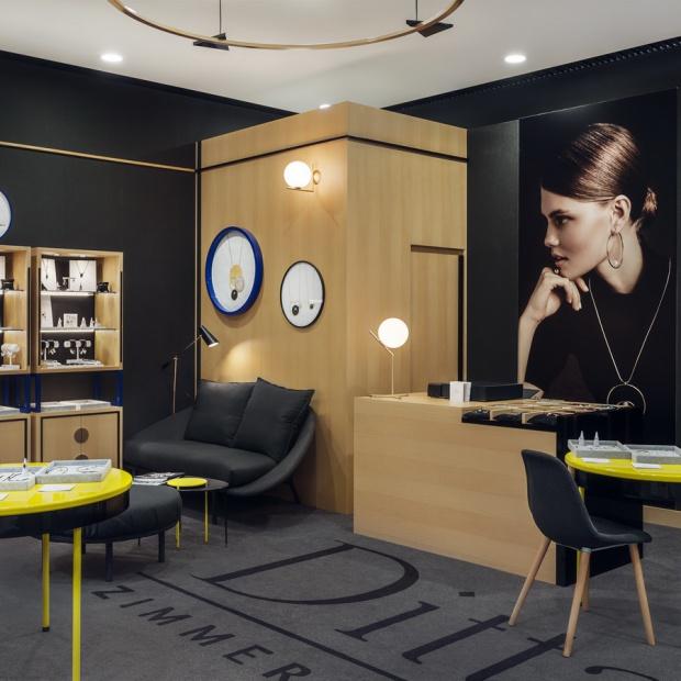 Nowy butik Ditta Zimmermann