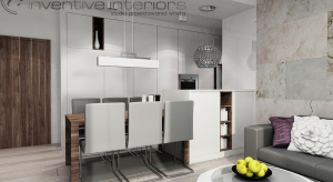 Młode małżeństwo szuka inspiracji na aranżacje mieszkania, zobaczcie propozycje naszego projektanta.