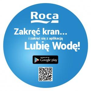 """Obchodząc Światowy Dzień Toalet w Polsce Roca uświadamia, że racjonalne zużycie wody to takie, które zaspokaja potrzeby domowników, nie powodując przy tym niepotrzebnych strat. Próbując ograniczyć zwłaszcza te ostatnie firma zdecydowała się na udostępnienie aplikacji """"Lubię wodę"""". Projekt ma za zadanie udowodnić Polakom, że dobra zmiana zaczyna się od eliminacji złych nawyków.  Fot. Roca."""