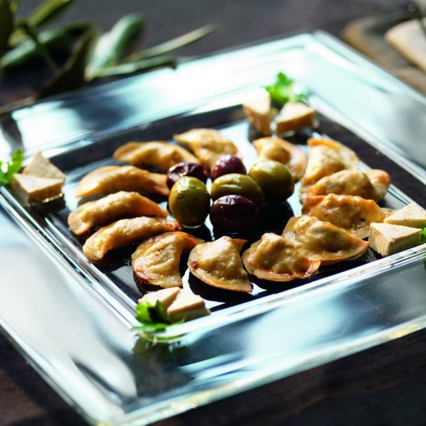 Pyszne i zdrowe: przepis na wegetariańskie pierożki