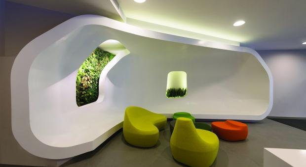 Moskiewskie biuro firmy Yandex