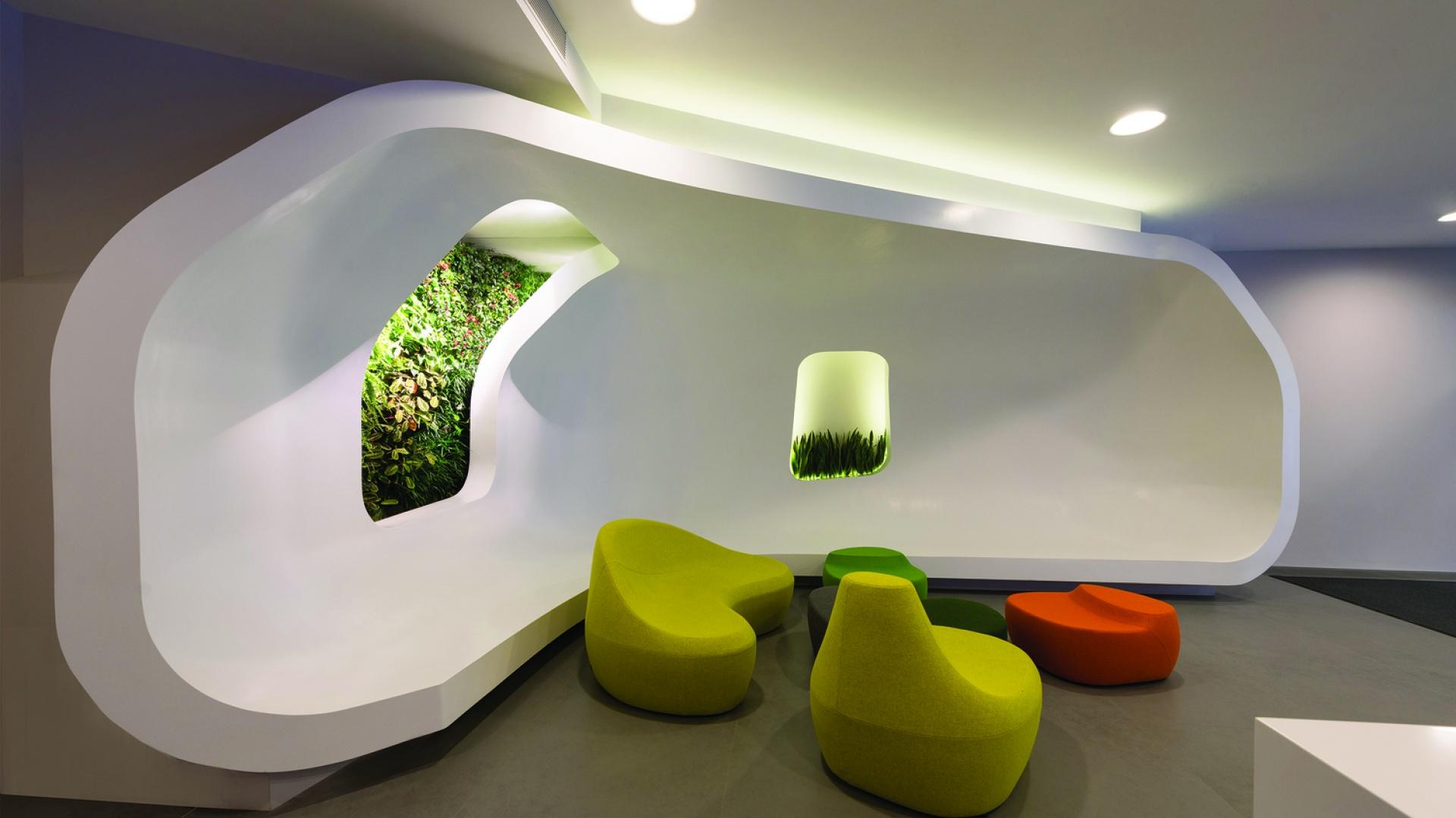 Biuro firmy Yandex w Moskwie. Fot. Ilya Egorkin