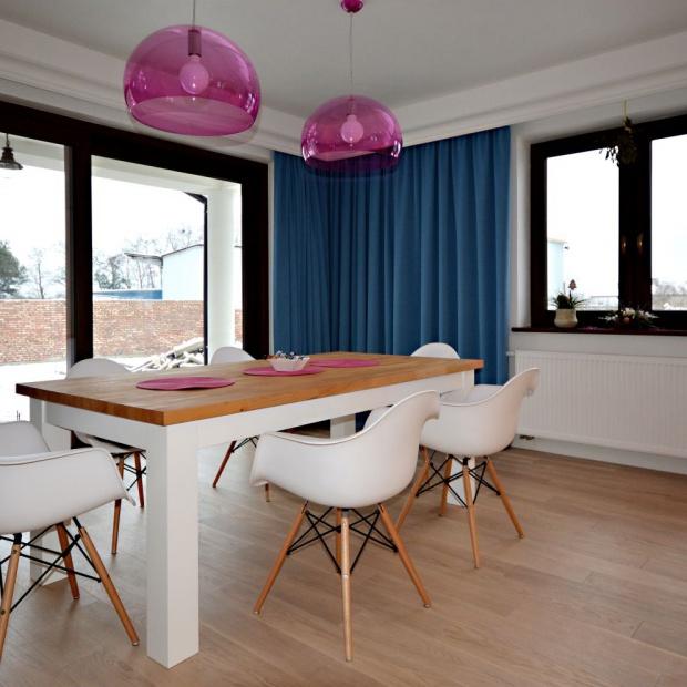 Przytulne wnętrze: dom w angielskim stylu