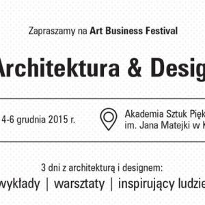 Art Business Festival – wydarzenie dla projektantów