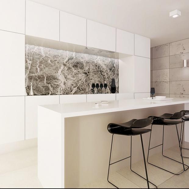 Styl minimalistycznym w kuchni – less is more