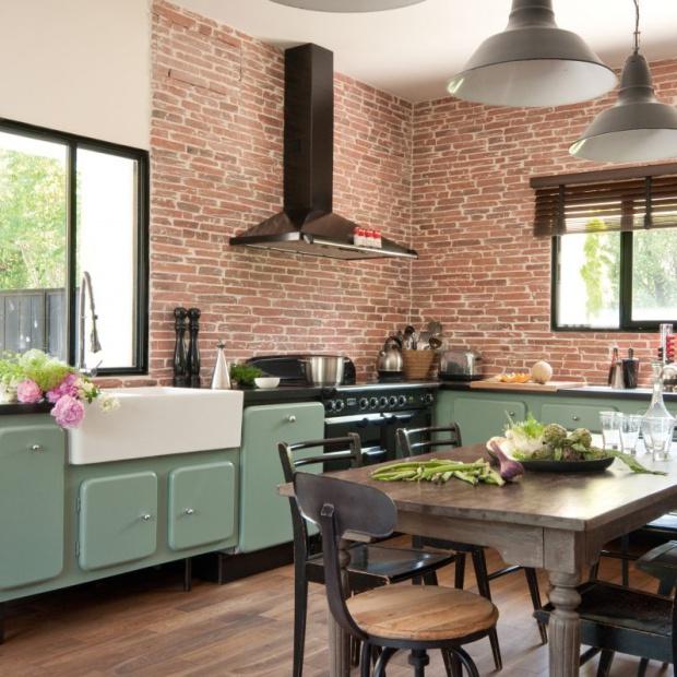 5 pomysłów na kuchnię w stylu retro