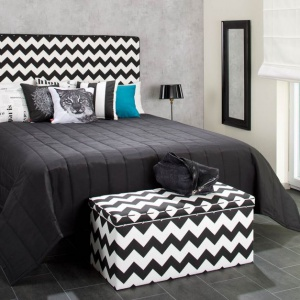15 pomysłów na łóżko z tapicerowanym zagłówkiem