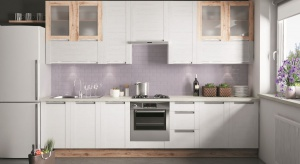 Górne szafki to najbardziej wyeksponowane miejsce w kuchni. Pełnią również ważne funkcje praktyczne. Zobaczcie, jakie wybrać.