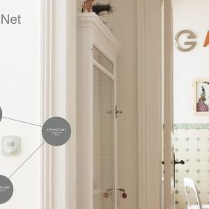 Nowa platforma elektroniki Berker.Net oferuje użytkownikom czterysta funkcji, wykorzystując jedynie dziewięć mechanizmów oraz szesnaście nasadek. Dodatkowo w nowej platformie zastosowano dwukierunkową komunikację radiową. Teraz każdy element jest równocześnie nadajnikiem i odbiornikiem oraz można go zintegrować z systemem KNX inteligentnych budynków. Fot. Berker.