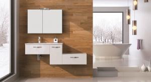 Biel śniegu, jak żaden inny kolor, inspiruje do zmian w łazience. Bo jest naturalny i ponadczasowy.
