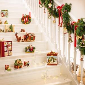 Annual Christmas Edition to kolekcja przygotowana przez markę Villeroy&Boch specjalnie z myślą o świętach Bożego Narodzenia. Motywy zdobiące produkty przedstawiają postacie i symbole, które wzbogacą świąteczną atmosferę. Fot. Rossi.pl.