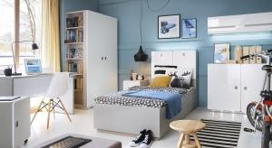 Własny, ładny pokój jest niezwykle ważny dla młodego człowieka. To nie tylko miejsce nauki, chwili z książką czy plotek ze znajomymi, ale też azyl, w którym może wypocząć.
