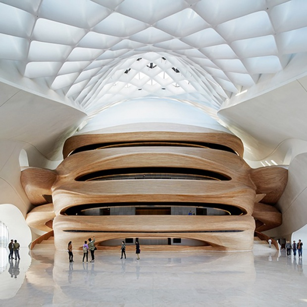 Harbin Opera House w Chinach