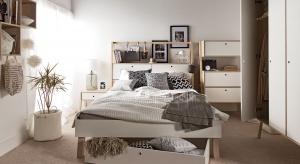 Sypialnia zyska zupełnie nowy styl, jeśli wstawimy do niej łóżko z dekoracyjnym zagłówkiem. Zobaczcie najciekawsze modele.