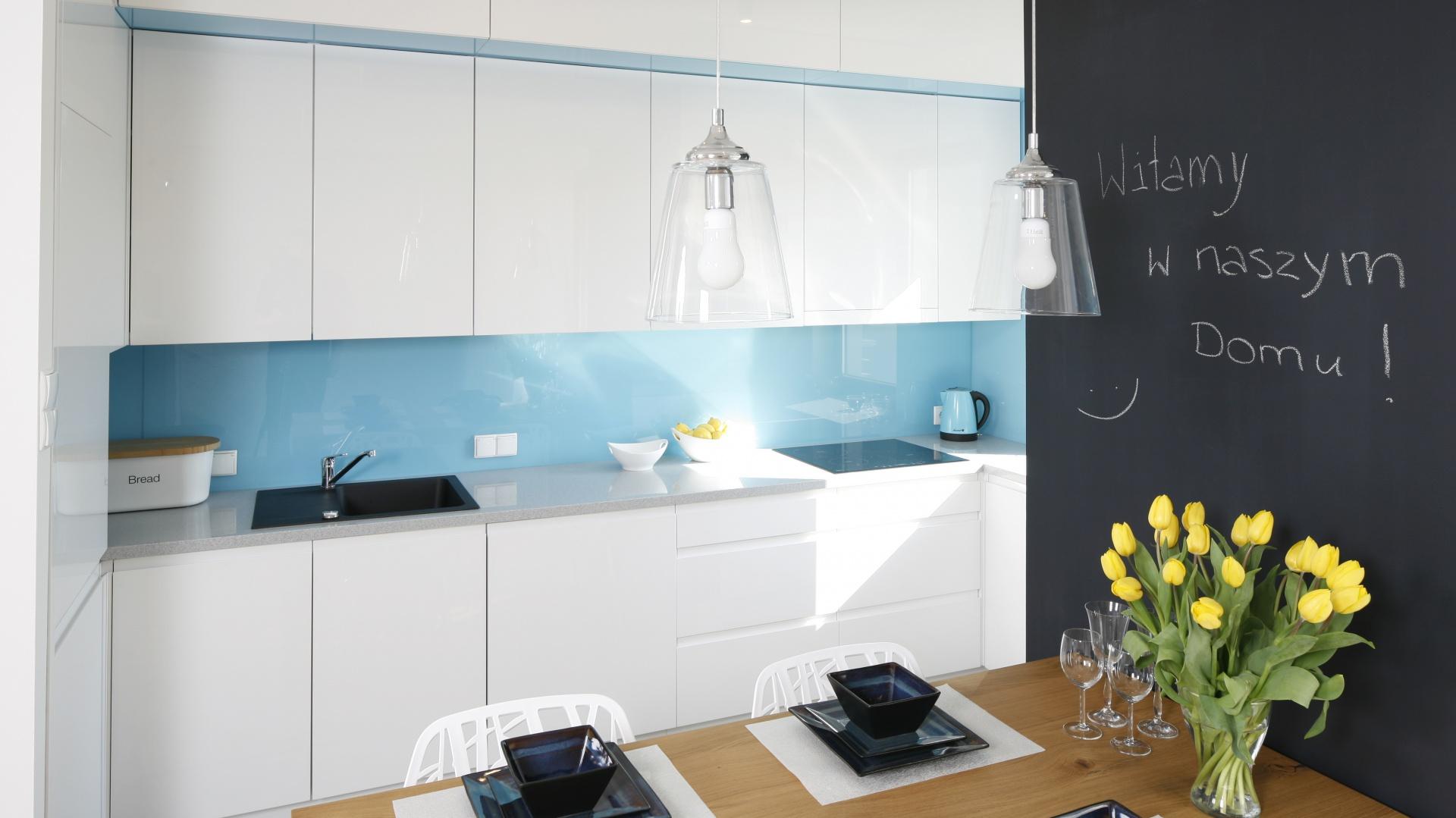 Niewielką wąską kuchnię Mała kuchnia w bloku 12   -> Mala Kuchnia Aranżacja Wnetrza