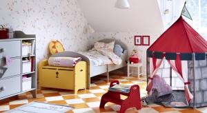 Poddasze użytkowe to wspaniałe miejsce na aranżację pokoju dziecinnego. Zobacz, jak to zrobić.
