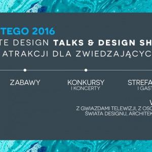 W drugi weekend lutego zapraszamy wszystkich na moc atrakcji na 4 Design Days!