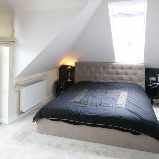 Sypialnia na poddaszu. 5 ciekawych aranżacji