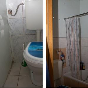 PRZED REMONTEM: Brak solidnego remontu sprawił, że łazienka dawno straciła elegancki wygląd.