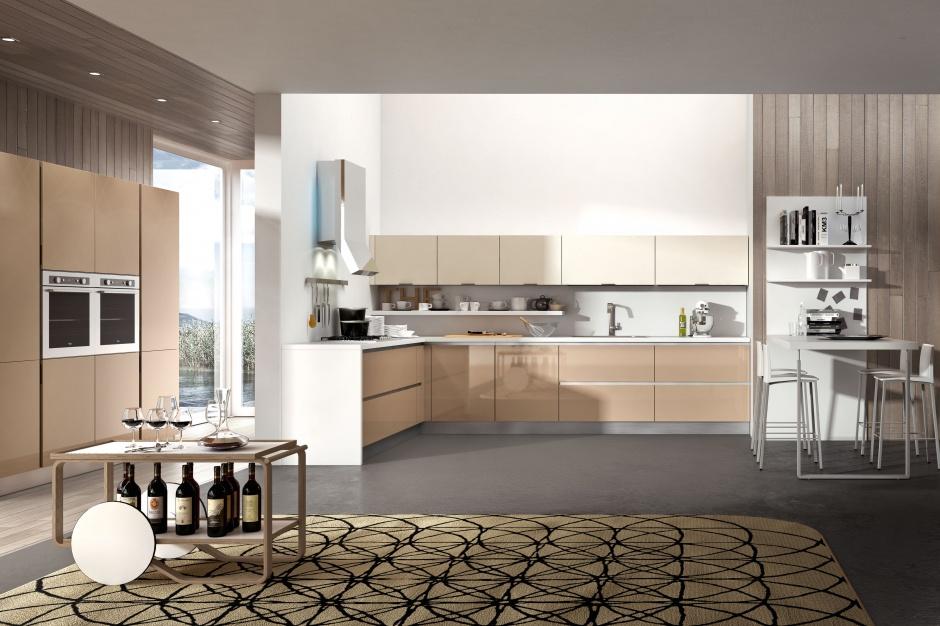 Bardzo elegancka i stylowa 15 sposobów na kuchnię w kolorze kawy z mleki   -> Kuchnia W Kolorze Kawa Z Mlekiem