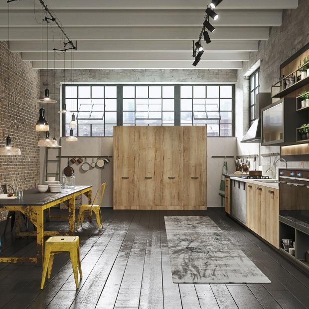 Modna kuchnia: postaw na styl vintage