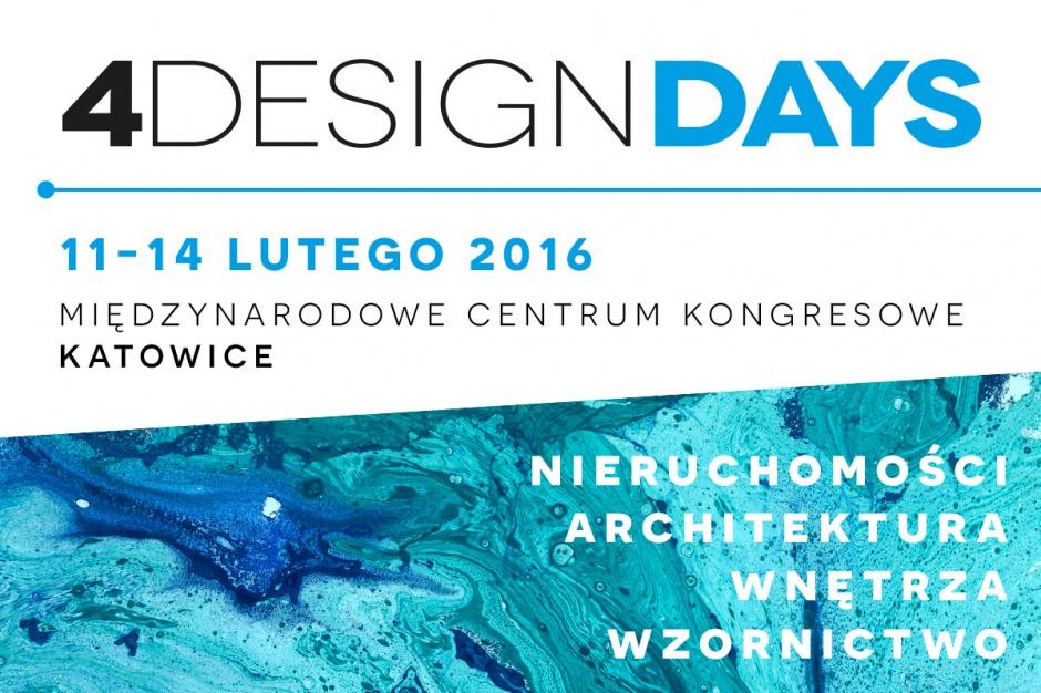 Wydarzenie 4 Design Days na cztery dni zmienić ma Katowice w stolicę designu i architektury. Fot. 4 Design Days.