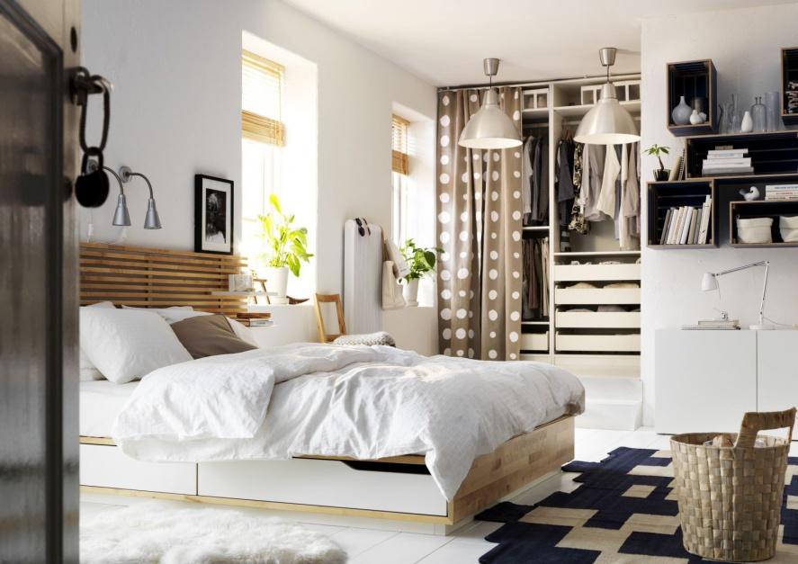 Łóżko Mandal doskonale... | Łóżko w sypialni. 10 modeli z ...