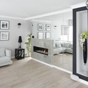 Jak optycznie powiększyć przestrzeń salonu?