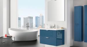 Serię mebli łazienkowych Ambio firmy Elita charakteryzuje połączenie najnowszych trendów oraz precyzja wykonania. Jednolite bryły z delikatnie zaokrąglonymi frontami nadają meblom nowoczesny i elegancki wygląd.