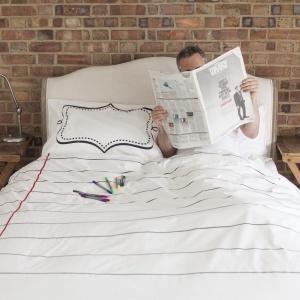 12 oryginalnych pomysłów na ścianę za łóżkiem
