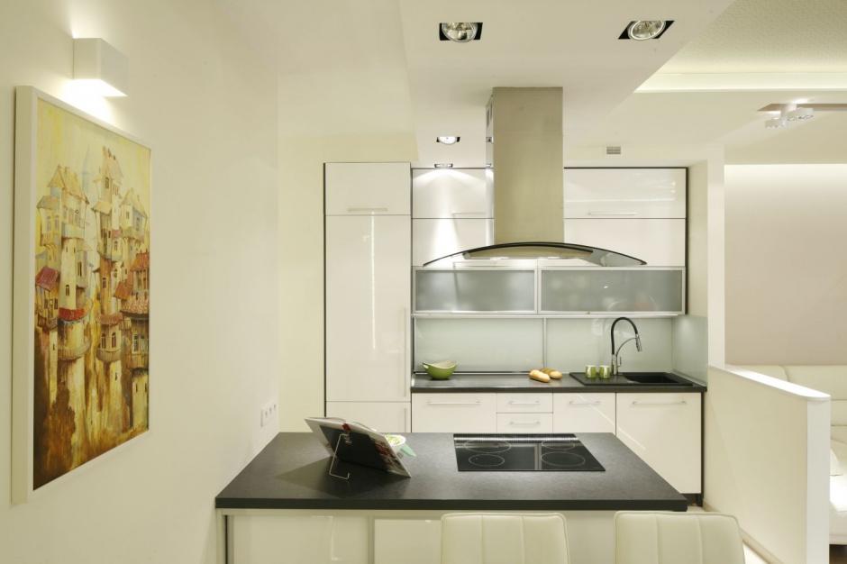 Niewielka kuchnia oprócz Kuchnia otwarta na salon zobacz piękne aranżac