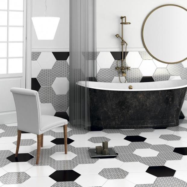 Płytki do łazienki – najciekawsze trendy z Cevisama 2016