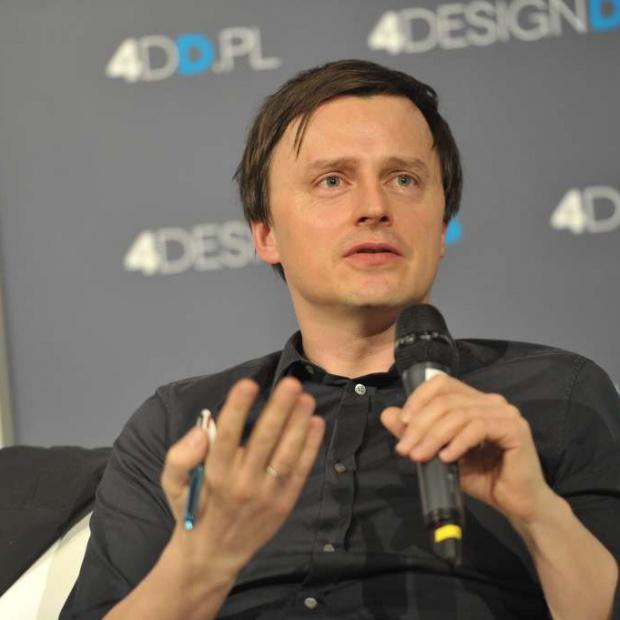 Oskar Zięta wystąpi na 4 Design Days
