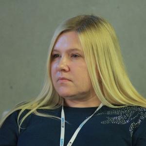 Urszula Tatur redaktor prowadząca magazyn Dobrze Mieszkaj oraz portal Mamkuchnie.pl. Fot. 4 Design Days.