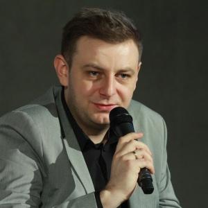 Piotr Szczotka creative designer marki Rust. Fot. 4 Design Days.