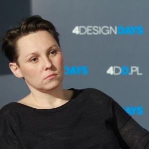 Dr Karolina Janczy Wyższa Szkoła Techniczna w Katowicach. Fot. 4 Design Days.