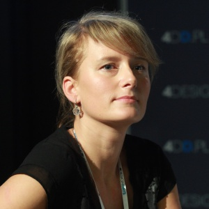 Małgorzata Błaszczak z Pracowni Mebli Vigo. Fot. 4 Design Days.