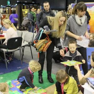 Specjalnie z myślą o rodzicach z dziećmi przygotowano strefę zabaw dla najmłodszych. Fot. 4 Design Days.