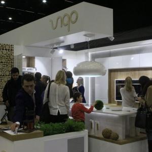 Stoisko Pracowni Mebli Vigo cieszyło się ogromną popularnością. Zostało również nagrodzone za design. Fot. 4 Design Days.