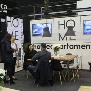 Stoisko Home Apartamenty zostało wyróżnione za swoje wzornictwo. Fot. 4 Design Days.