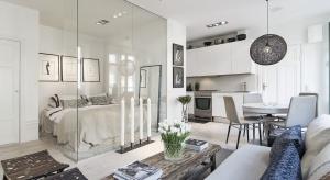 Jak wygodnie i stylowo urządzić sięna 36 m2?Właściciele tego niewielkiego mieszkania to wiedzą! Zobaczcie ich pomysł na mały metraż.