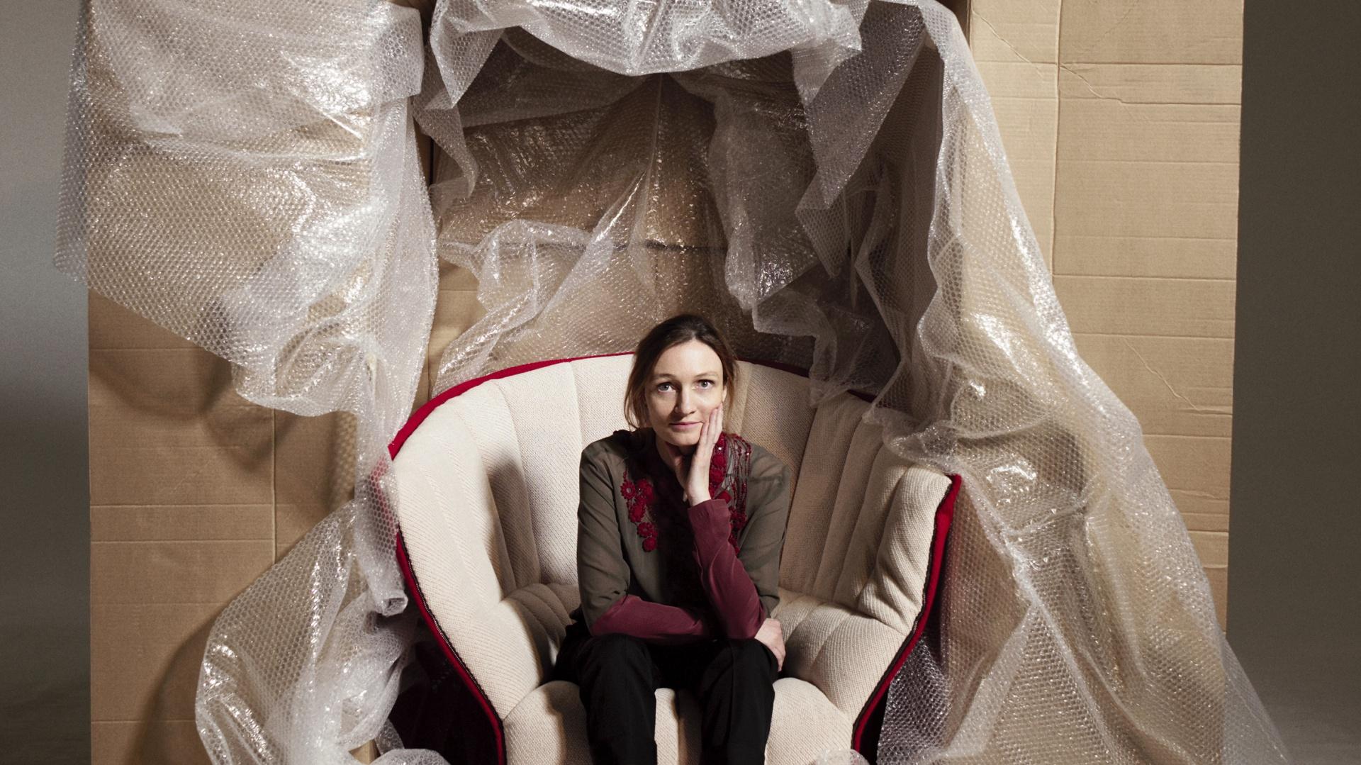 Inga Sempé – francuska projektantka. Fot. Materiały prasowe
