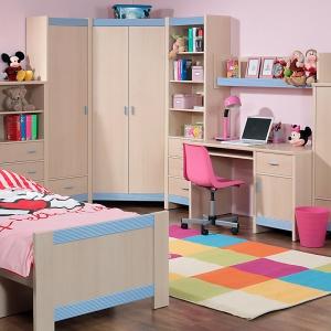 Wspólny pokój dla dwójki dzieci. Jak go urządzić?