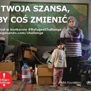 Konkurs na rzecz pomocy uchodźcom – Refugee Challenge