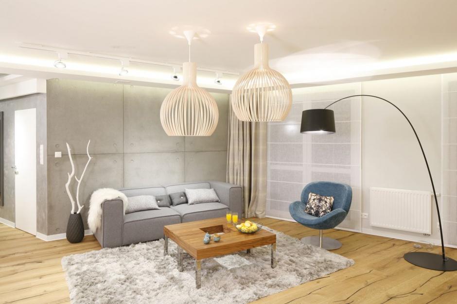 W eleganckim wn trzu o wietlenie w salonie wybierz for Oswietlenie w salonie