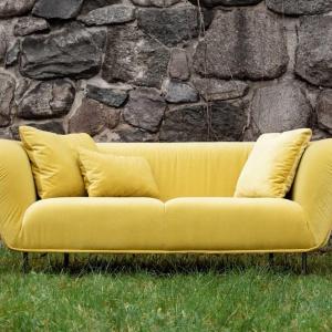 Sofa w wiosennym kolorze? Jak najbardziej!