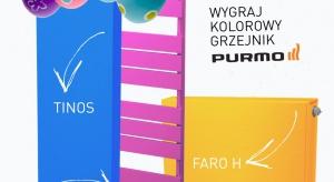Firma Purmo, zorganizowała konkurs, w którym do wygrania jest jeden z trzech modeli dekoracyjnych grzejników: Faro H, Muna, Tinos. Zwycięzcy będą mogli również wybrać kolor grzejnika.