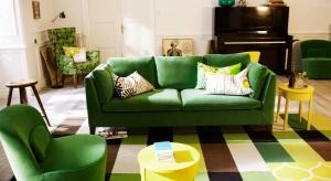 Warto postawić na kolor w mieszkaniu, i to nie tylko na wiosnę. Dzisiaj polecamy najładniejsze meble wypoczynkowe w kolorze Irlandii.