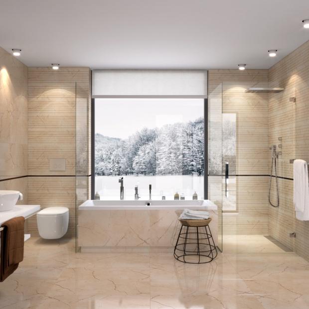 Modne płytki – jak dopasować fugi w łazience